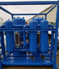 RD1600 Desiccant Air Dryer