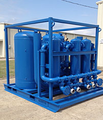 RD3000 Desiccant Air Dryer